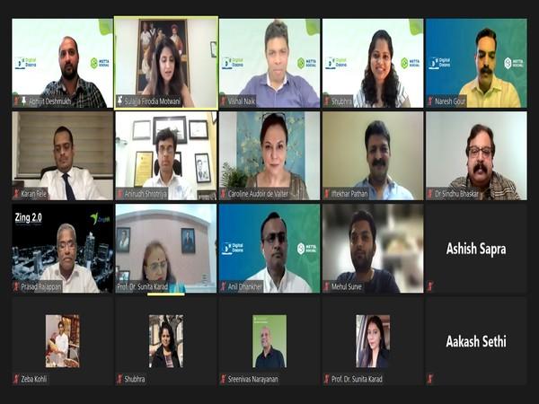 Digital Daana movement and its aim to bridge the digital gap amongst underprivileged students in India