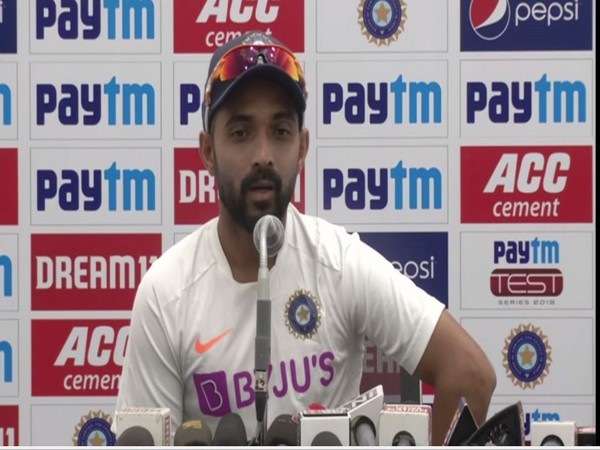 India Test vice-captain Ajinkya Rahane