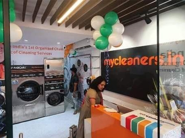 State of the art facilities at India's #1 organized cleaning chain, Mycleaners