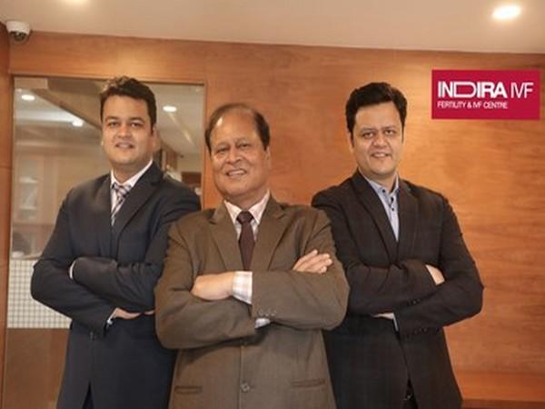 Dr Kshitiz Murdia, Cofounder & CEO, Dr Ajay Murdia, Founder & Chairman and Nitiz Murdia, Cofounder and Director