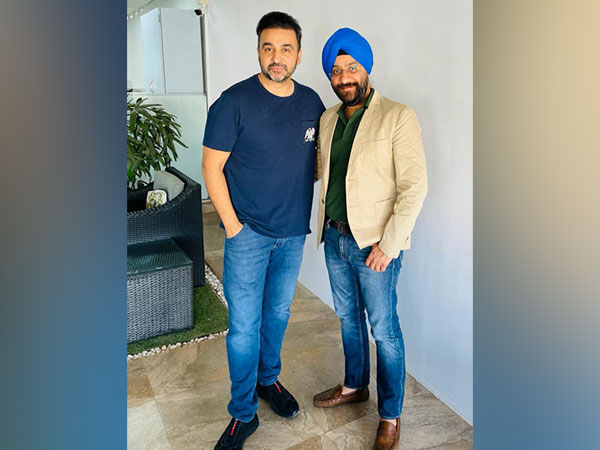 """""""Wishing Team Tendril all the best with G.O.D. It's an exciting game and I am sure they will take it to the next level."""" - Raj Kundra, Chairman, Viaan Industries"""