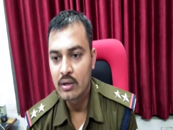 Jaswant Singh, Sub-Inspector (SI) of Bamitha. Photo/ANI