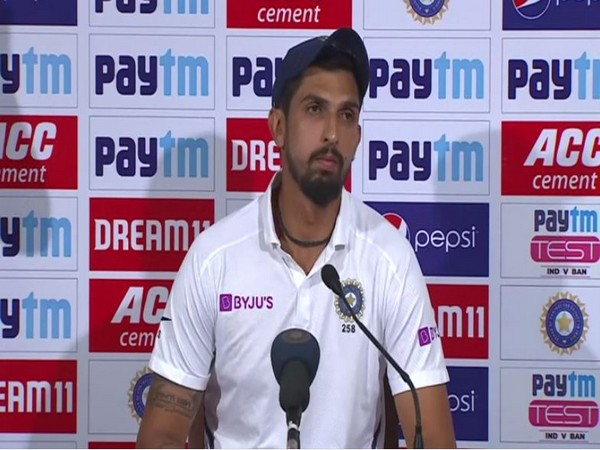 Healthy competition among us: says Ishant Sharma