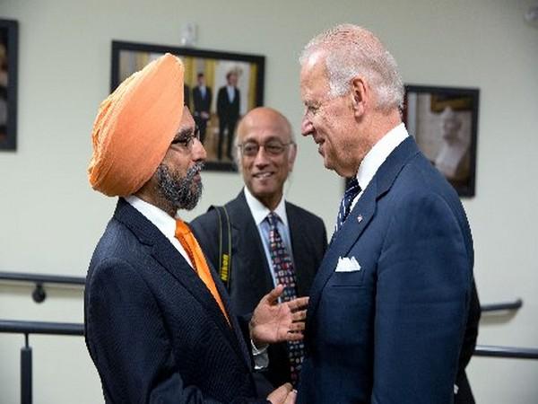 The Sikh community welcomed former US Vice President Joe Biden's solidarity message on 2012 Wisconsin gurdwara attack.