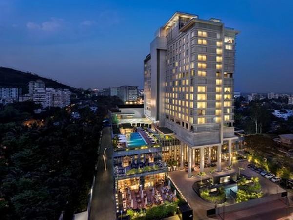 JW Marriott Pune Facade