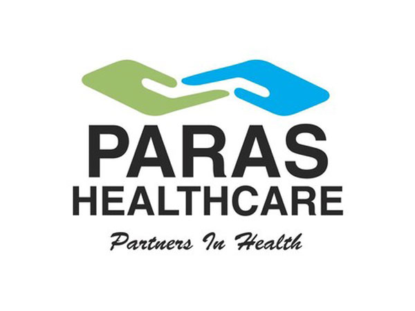 Paras Healthcare logo