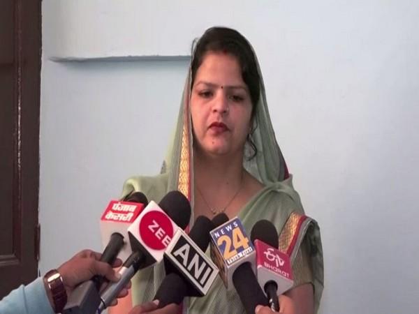 Shafali Verma's mother Parveen Bala