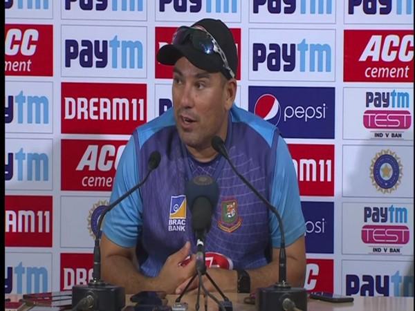 Bangladesh coach Russell Domingo