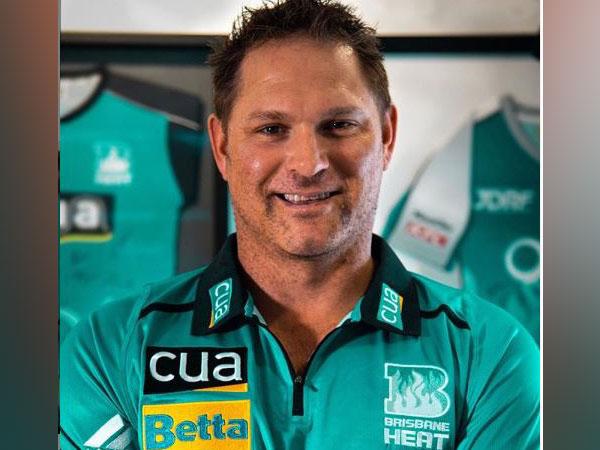 Former Australia pacer Ryan Harris (Photo/ Brisbane Heat Instagram)