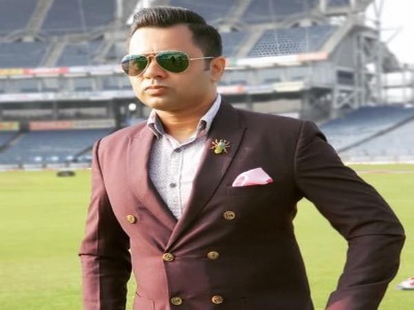 Former India batsman Aakash Chopra (Photo/ Aakash Chopra Twitter)