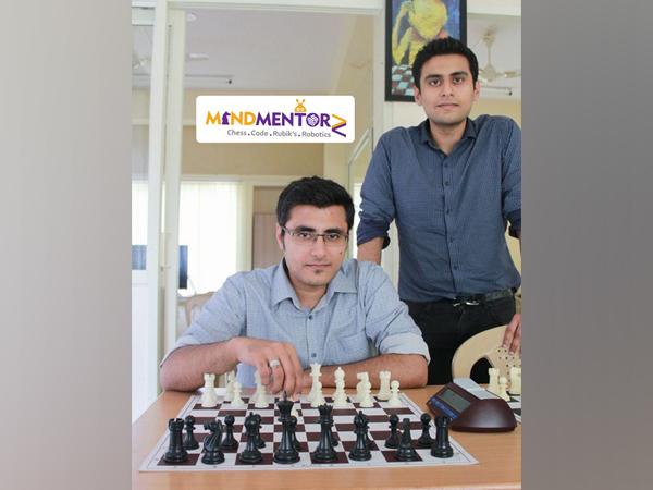 Pradeep Sagar and Praveen Sagar, Co-founders of Mind Mentorz