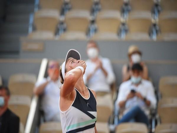 Barbora Krejcikova (Photo: Corinne Dubreuil/FFT)