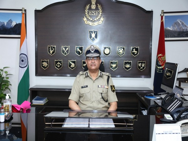 The new BSF DG Rakesh Asthana is an officer from the 1984 batch of the Indian Police Service of Gujarat Cadre. [Photo/ANI]