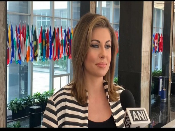 US State Department's spokesperson, Morgan Ortagus