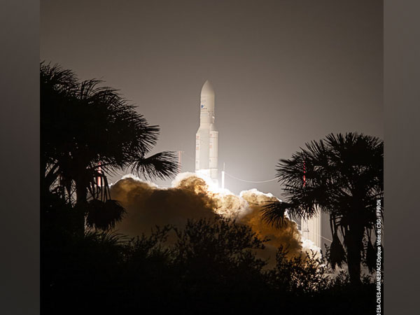 The Korean payload was launched atop an Ariane 5 rocket on February 18 (Picture courtesy: Arianespace)