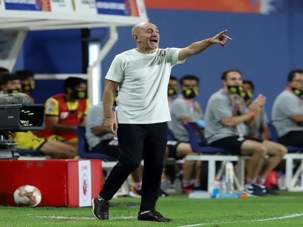 ATK Mohun Bagan coach Antonio Habas (Photo/ Sportzpics)