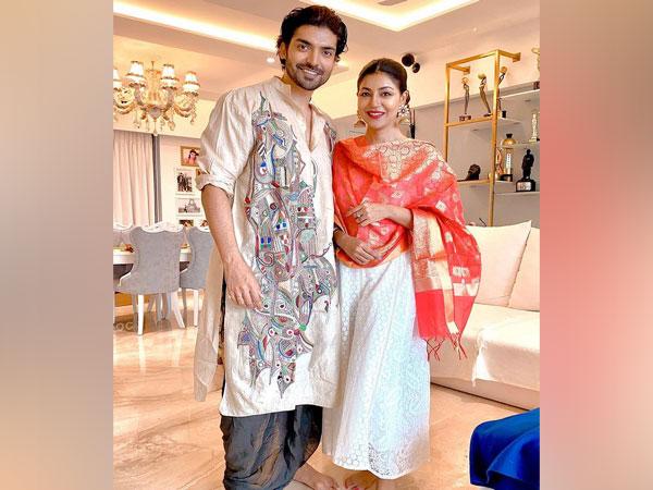 Gurmeet Choudhary and Debina Bonnerjee (Image source: Instagram)