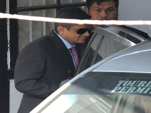Former Kolkata Police Commissioner Rajeev Kumar. (File photo)