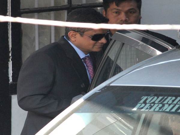 Former Kolkata Police Commissioner Rajeev Kumar (File photo)