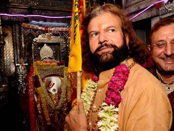North West Delhi lawmaker Hans Raj Hans (File photo)