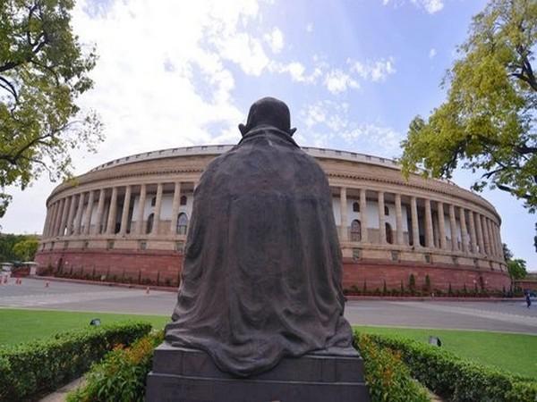 A view of the Parliament in New Delhi (File photo/ANI)