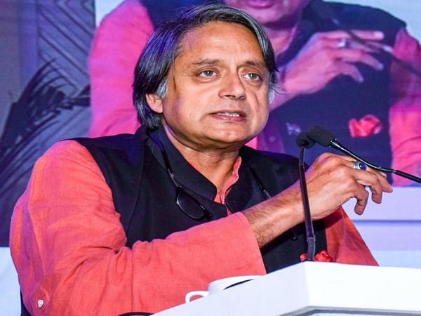 Lok Sabha MP Shashi Tharoor (File photo)