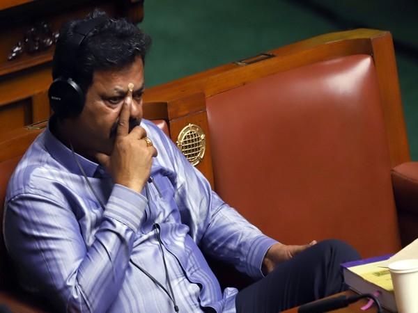 Honnali MLA MP Renukacharya (File photo)