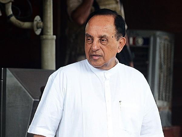 BJP leader Subramanian Swamy (file photo)