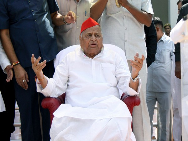 Samajwadi Party patriarch Mulayam Singh Yadav (File Photo)