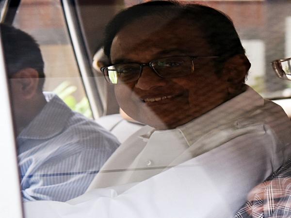 Former Union finance minister P Chidambaram (File photo)