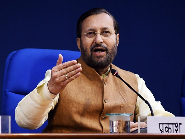 Minister of Heavy Industries and Public Enterprises, Prakash Javadekar (file photo)