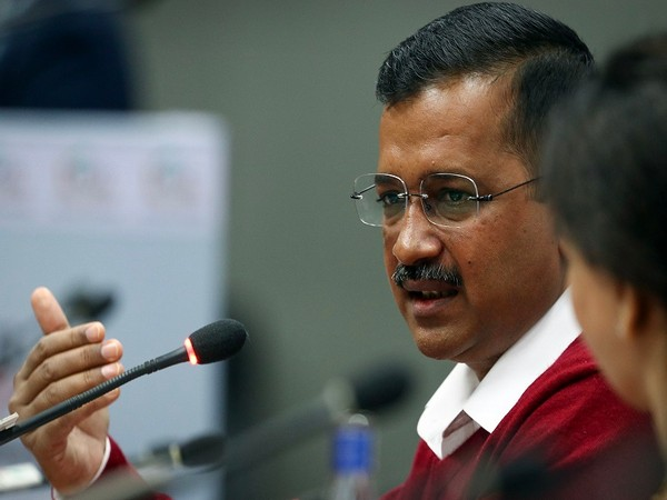 Delhi Chief Minister Arvind Kejriwal (File photo)