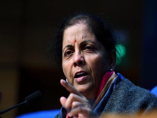 Finance Minister Nirmala Sitharaman (File photo)