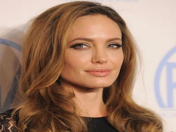 Actor-filmmaker Angelina Jolie