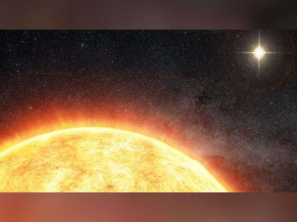 Artist's conception of a potential solar companion (Image Source: M. Weiss)