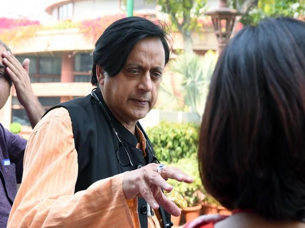 Congress leader Shashi Tharoor. (File Photo/ANI)