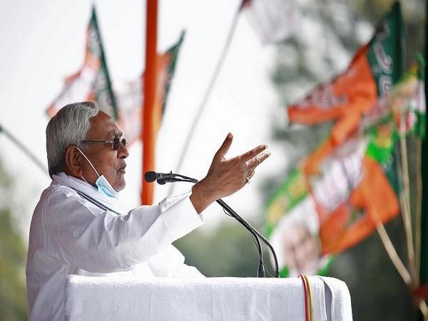 JD(U) chief Nitish Kumar (file photo)
