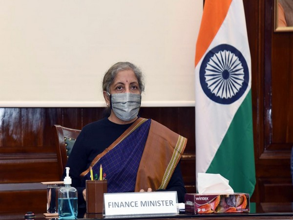 Union Minister for Finance Nirmala Sitharaman. (File Photo)