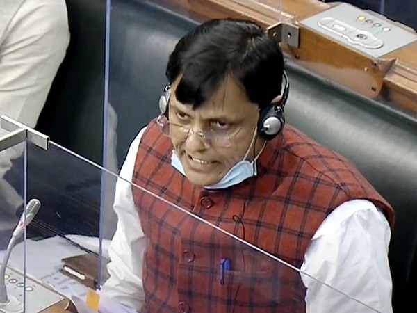 Minister of State Home Nityanand Rai. (Photo/ANI)