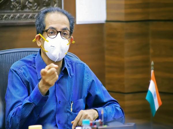 Maharashtra Chief Minister Uddhav Thackeray (File Photo)