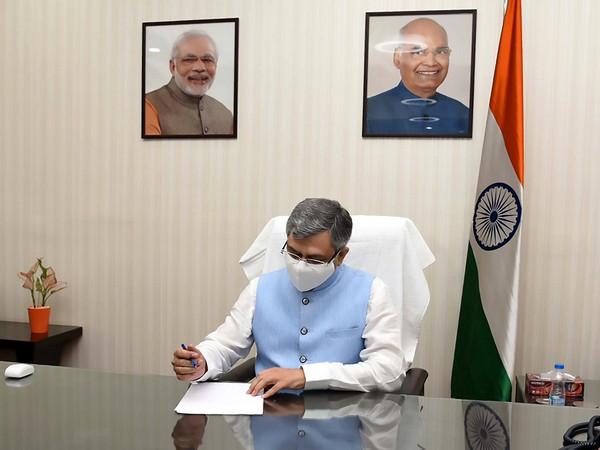 Railway minister Ashwini Vaishnaw. (Photo/ANI)
