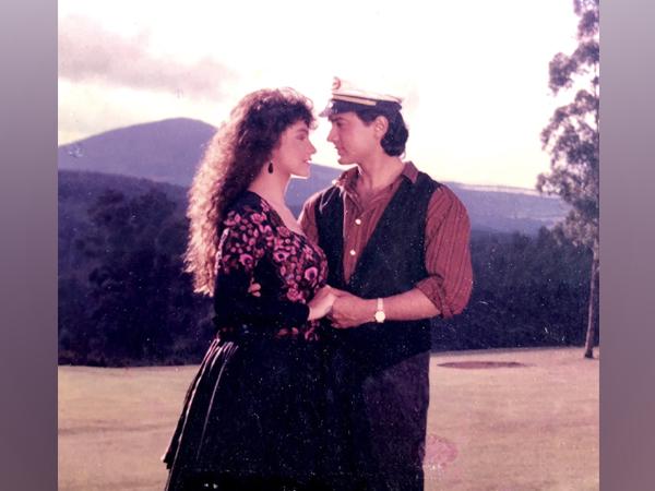 Still of Aamir Khan and Pooja Bhatt from 'Dil Hai Ke Manta Nahin'