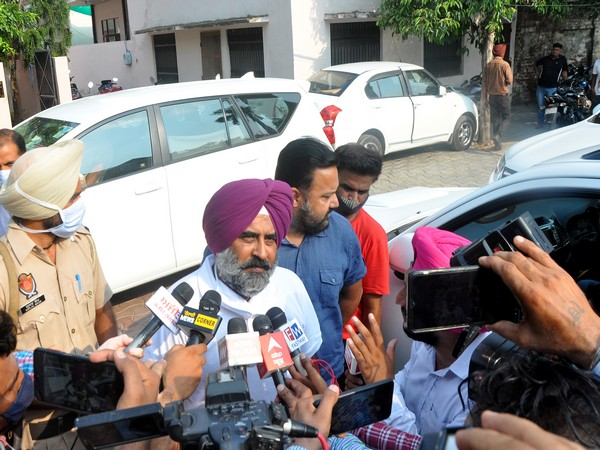Jalandhar Cantt MLA Pargat Singh. (File Photo/ANI)