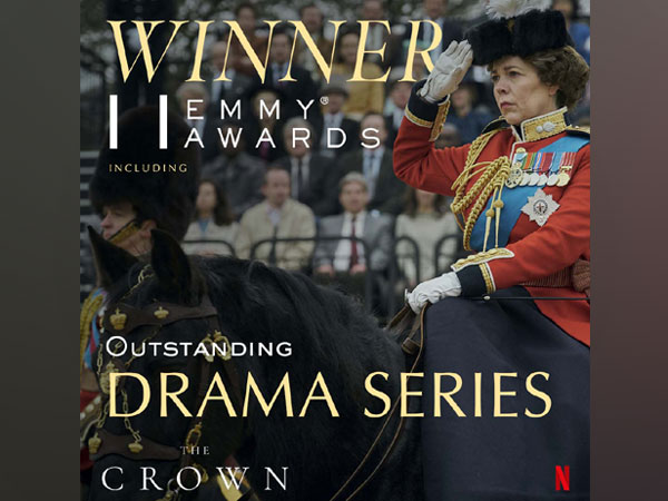 'The Crown' (Image source: Twitter)
