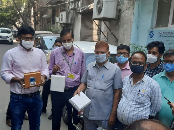 Investigations were carried out across Delhi. (Photo/ANI)