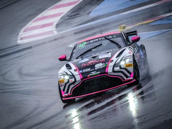 Akhil Rabindra notches top-ten finish in Race 1 at Circuit Paul Ricard