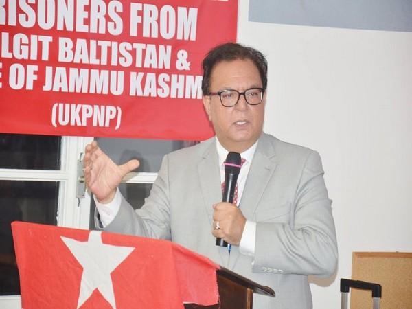 Exiled UKPNP chairman Sardar Shaukat Ali Kashmiri (Source: Sardar Shaukat Ali Kashmiri/Facebook)