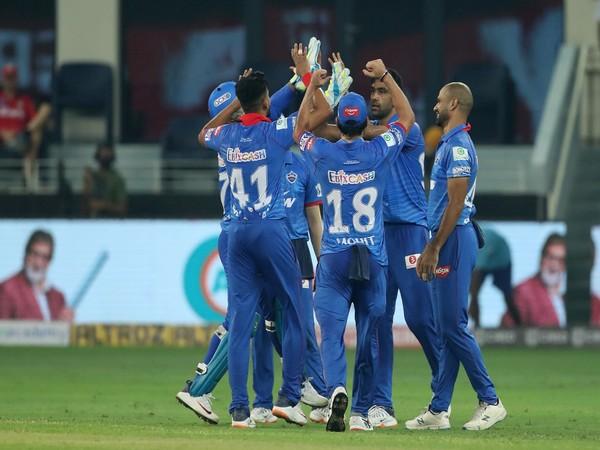 Delhi Capitals players (Photo/Delhi Capitals Twitter)