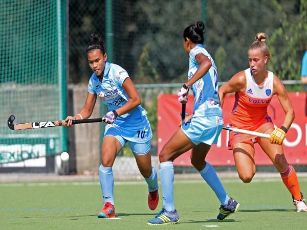 Hockey player Suman Devi Thoudam (Photo/ Hockey India)