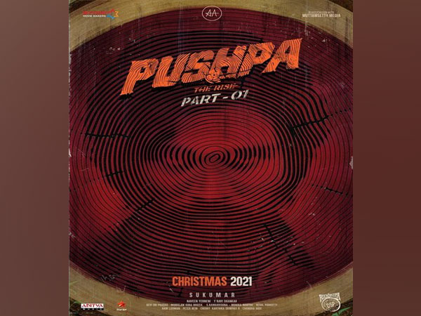 Poster of 'Pushpa' (Image source: Instagram)